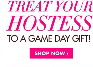 TREAT YOUR HOSTESS TO A GAME DAY GIFT! SHOP NOW›