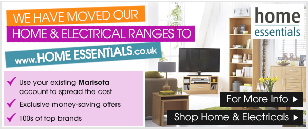 We have moved out Home & Electrical ranges to www.homeessentials.co.uk