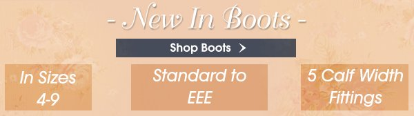 New in Boots -Shop Boots