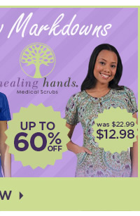 New Markdowns on Healing Hands - Shop Now