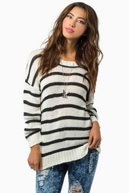 Stripe with Purpose Sweater 36