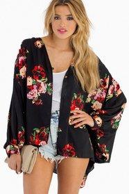 Live In Love Kimono 42