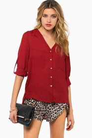 Shoreside Blouse 32