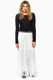 Lady Luxe Maxi Skirt  43