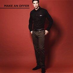 Make An Offer Sales!: Designer Apparel for Him by Diesel, VALENTINO & More
