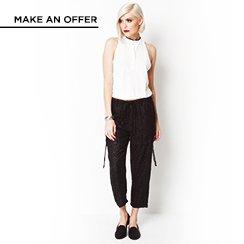 Make An Offer Sales!: Designer Apparel for Her by La Perla, YSL & More