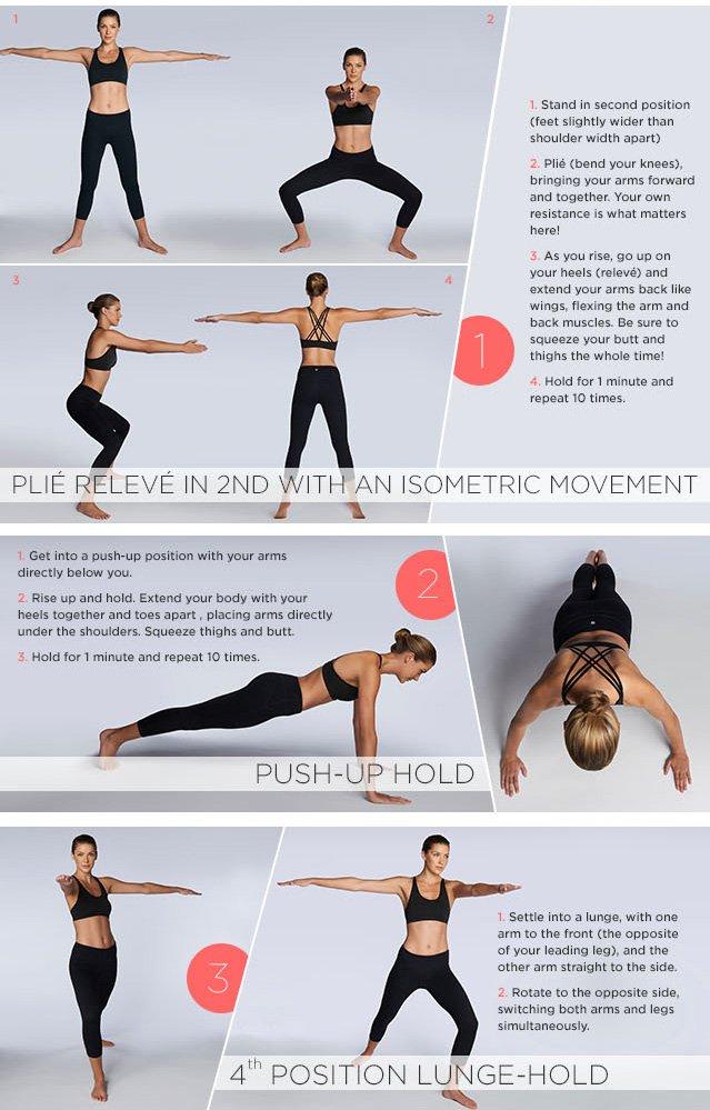 A-List Workout