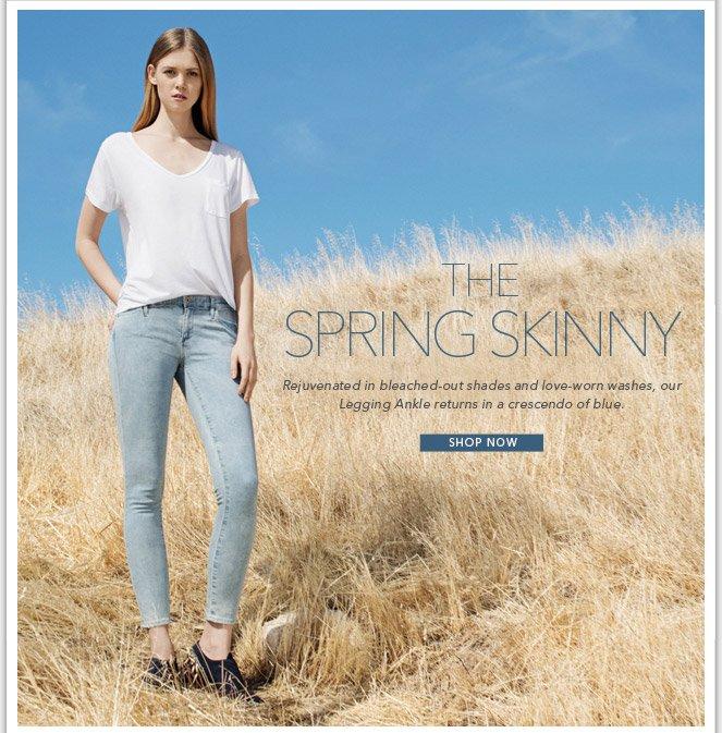 Freshly Cut Denim - Shop The Legging Ankle In New Shades