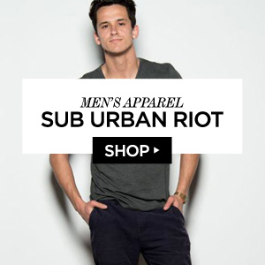 Sub Urban Riot