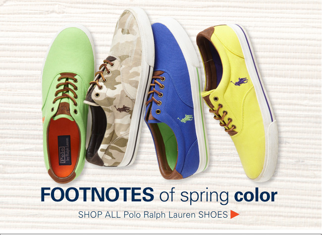 SHOP ALL POLO RALPH LAUREN SHOES