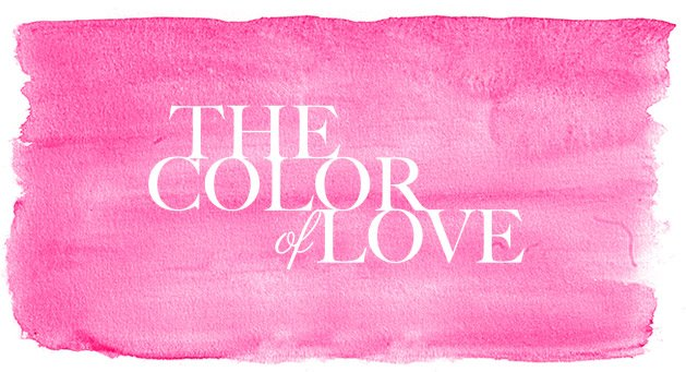 THE COLOR OF LOVE. SHOP NOW.