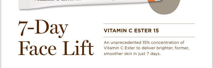 Vitamin C Ester 15
