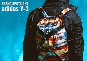 Shop Brand Spotlight: adidas Y-3
