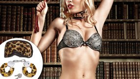Fun & Sexy Playthings by Electric Lingerie