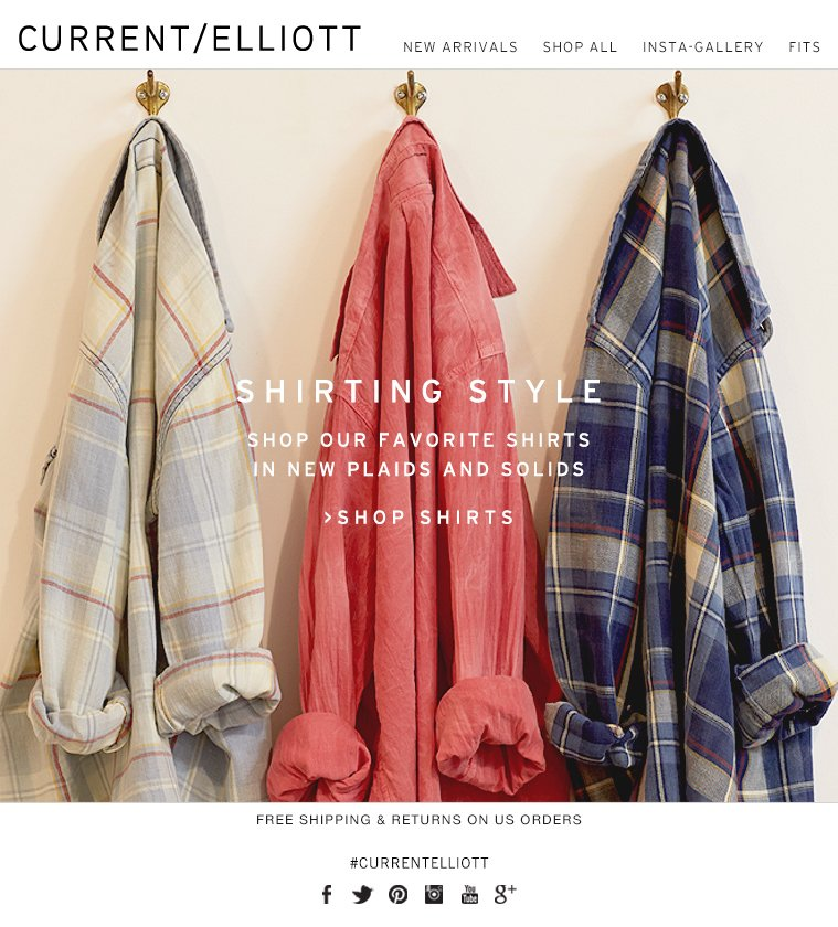 SHIRTING STYLE SHOP OUR FAVORITE SHIRTS IN NEW PLAIDS AND SOLIDS >SHOP SHIRTS