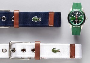 Everyday Accessories feat. Lacoste