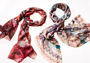 Warm & Stylish: Scarves & More