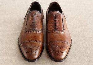 Debonair Style: Captoe Shoes & Boots