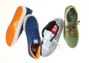 A Pop of Color: Sneakers & More