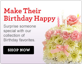 Make Their Birthday Happy  Surprise someone special with our collection of Birthday favorites. Shop Now
