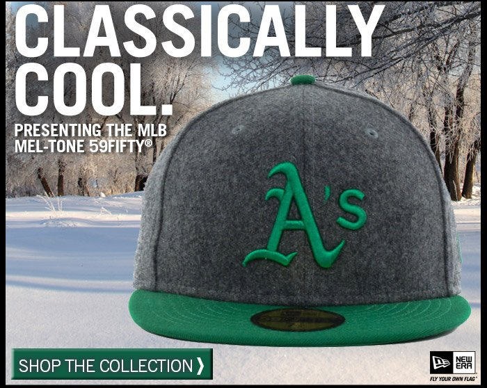 Shop The New Mel-Tone 59FIFTY Collection