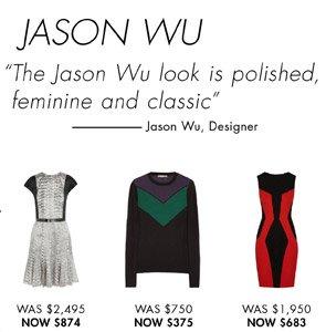 JASON WU. SHOP NOW