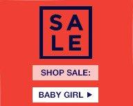 SALE | SHOP SALE: BABY GIRL
