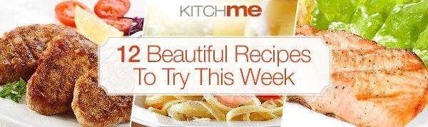 12 Beautiful Recipes