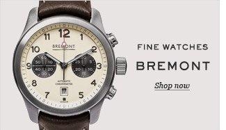 Fine Watches: Bremont. Shop now