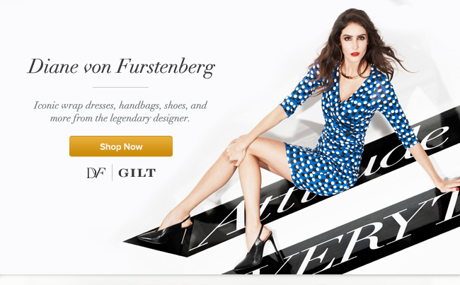 Diane von Furstenberg: Iconic wrap dresses, handbags, shoes and more from the legendary designer - Shop Now