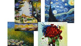 Art Masters: Still-Lifes, Florals and more