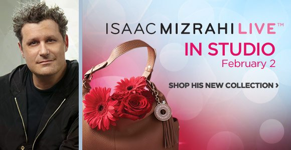Isaac Mizrahi Live - SHOP HIS NEW COLLECTION