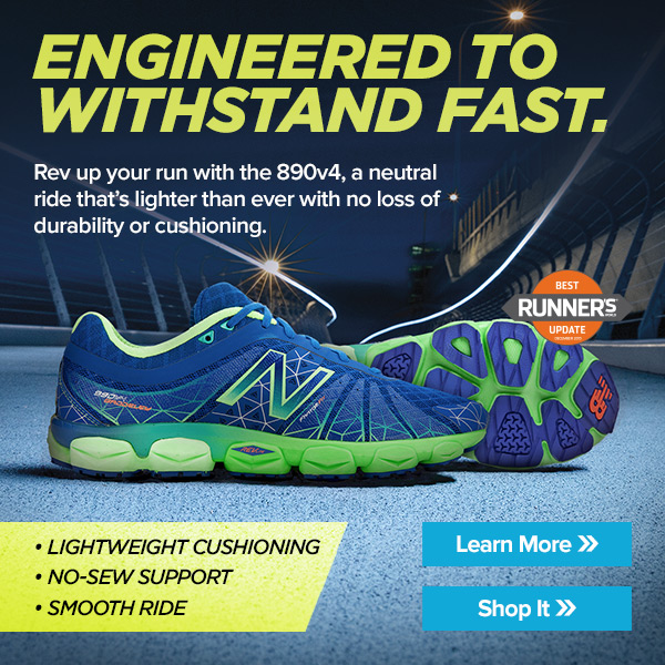 Engineered to Withstand Fast - Learn more about the 890v4