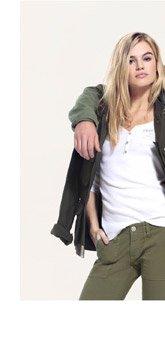 Modern Military - Shop Womens