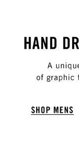 Hand Drawn In LA - Shop Mens