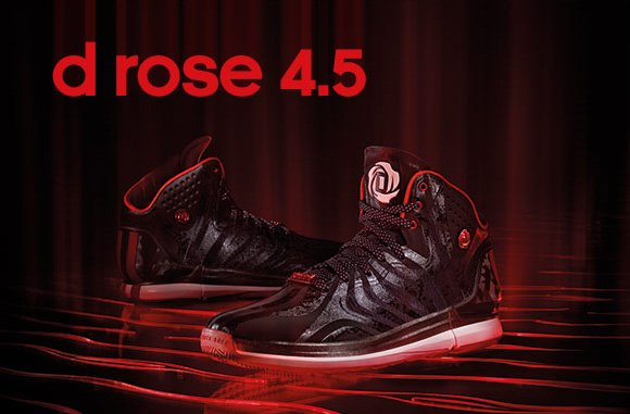 Shop D Rose 4.5 Basketball Shoes »