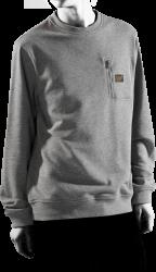 Standard Issue Sweatshirt, Grey Heather