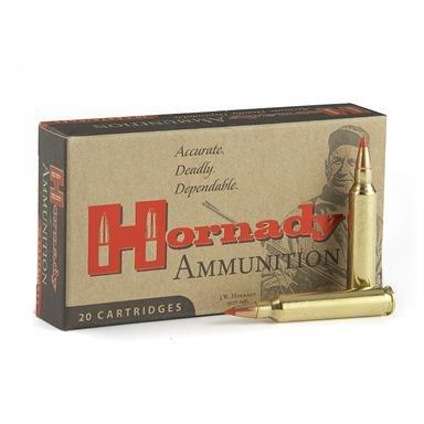 Hornady® Interlock™ Rifle .223 Rem.® 55 Grain SP 50 rounds