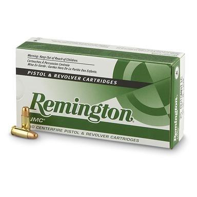 Remington® UMC® Handgun .45 Automatic 230 Grain JHP 50 rounds