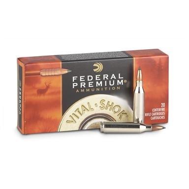 Federal Premium® Vital-Shok Trophy Copper BT Rifle Ammo