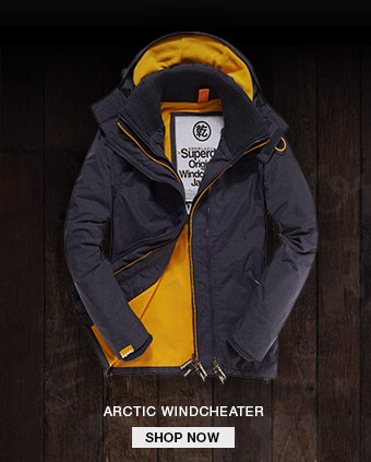 arctic windcheater