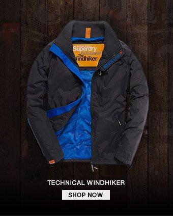 technical windhiker