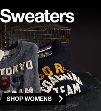 Shop Womens Sweaters