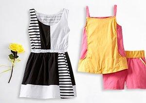 Spring Forward: Girls' Dresses & Sets
