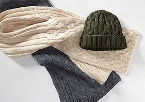 Keep the Chill Off: Winter Gear