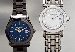 Luxe Watches feat. Ferragamo