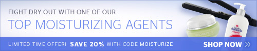 Save 20% on our Top Moisturizing Agents