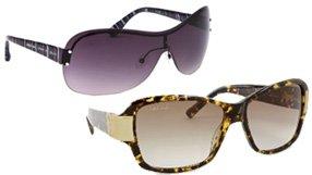 Carrera, Fendi, Nicole Miller Sunglasses