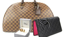 Pre-Owned Louis Vuitton, Chanel and more