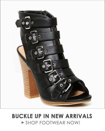 2nd- New Footwear